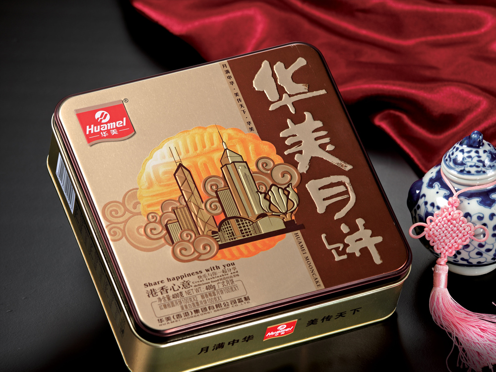 华美月饼-港香心意400g