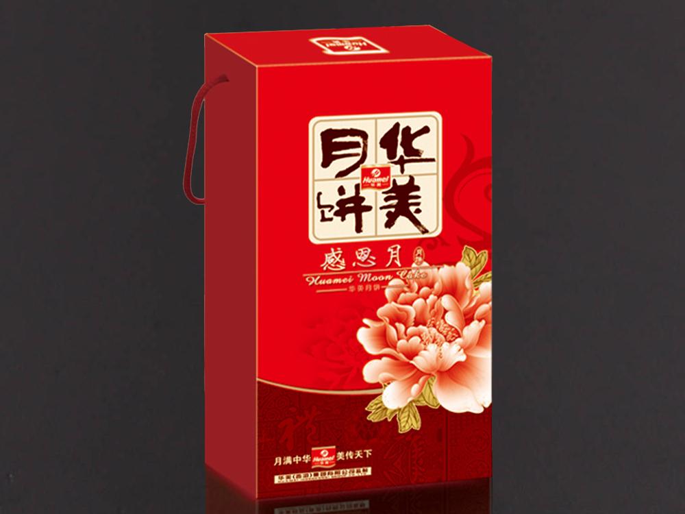 华美月饼-感恩月250g