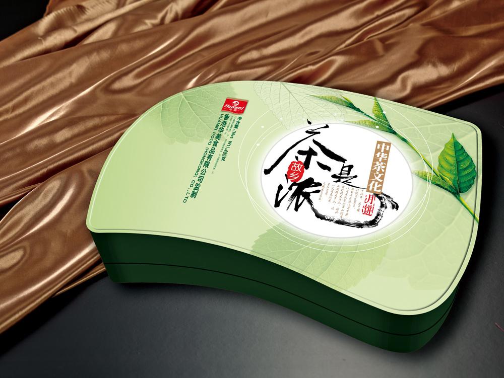 华美月饼-茶是故乡浓480g